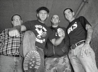 American skinhead bands